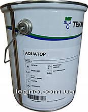 Лак водный акриловый Текнос для наружного применения TEKNOS AQUATOP 2600-24 для наружных дверей и окон