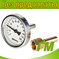 Термометр биметаллический Smokki House