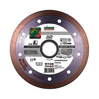 Диск алмазный Distar 1A1R 125x1,2/1,0x8x22,23 мм Decor Slim для сухой резки керамической плитки