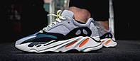 Кроссовки женские Adidas Yeezy Boost 700 в стиле Адидас Изи Буст 700, разноцветные