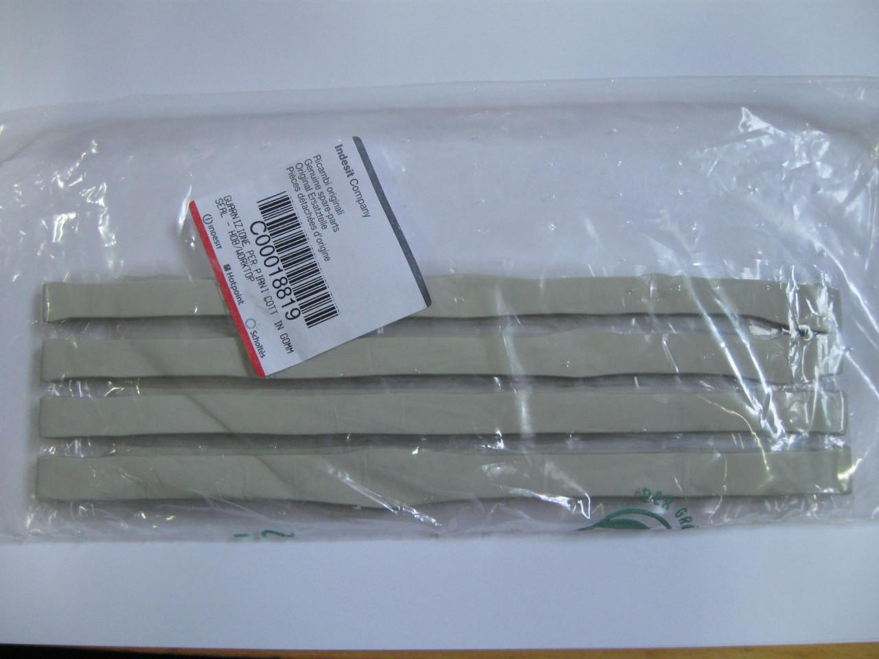 Уплотнитель прокладка для плит Indesit C00018819