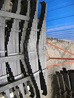 Рессора задняя КАМАЗ 5320 12-листовая (Чусовая). 4310-2912012