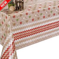 Оригинальная клеенка на стол для летних кафе, дома и дачи.