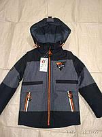Куртка трансформер Ярик-ArCane для мальчика 1-5 лет демисезонная, фото 1