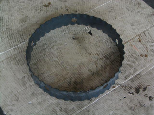 Кольцо проставочное (покупн. КамАЗ). 5320-3101095