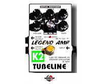 TUBELINE LEGEND AMP K2 + PA2LA Педаль для электрогитары