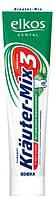 Зубная паста elkos Zahngel Kräuter-Mix 3 на травах