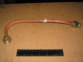 Трубка фильтра масляного выпускная ГАЗ 53, 3307, 66 (Россия). 53-11-1017085-20