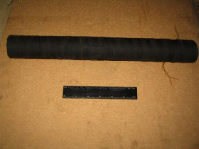 Патрубок радиатора МАЗ верхний (Россия). 500-1303010