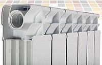 S/90 Aleternum радиатор алюминиевый 5 секций 2000 мм