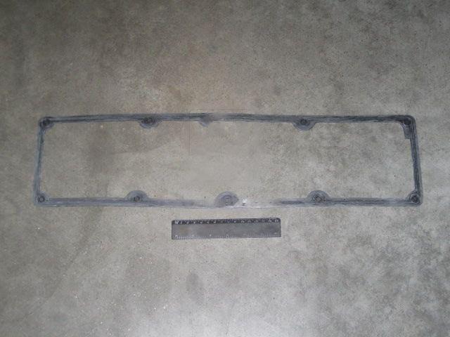 Прокладка кришки головки циліндрів ЗІЛ 130 (А) (1126). 130-1003270
