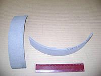 Накладка тормозная ВАЗ 2101-2107, 2121 (Фритекс). 2101-3502105А
