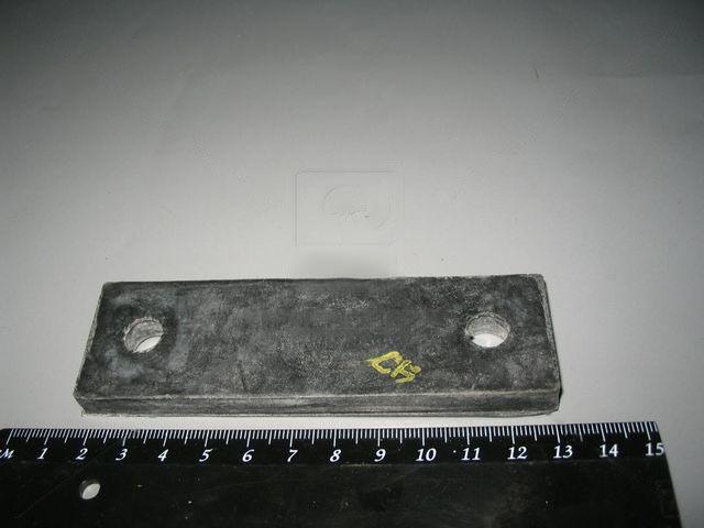 Ремень подвески глушителя ГАЗ 2410 (резонатора) малый (ЯзРТИ). 72-1203057A