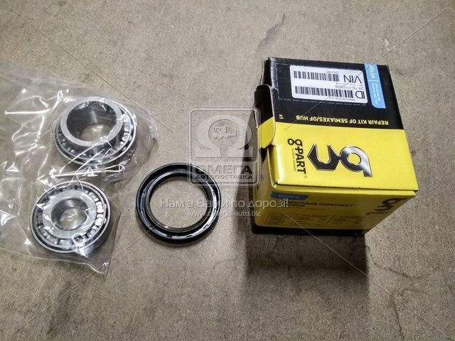 Ремкомплект ступицы ГАЗ 2410, 31029 колеса переднего d14 (ГАЗ). 24-10-3103800