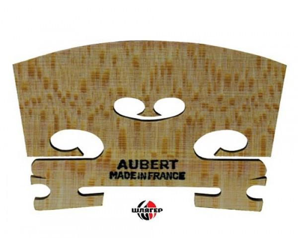 AUBERT 405606 Original Fitted Подставка под струны (кобылка) для скрипки 1/16