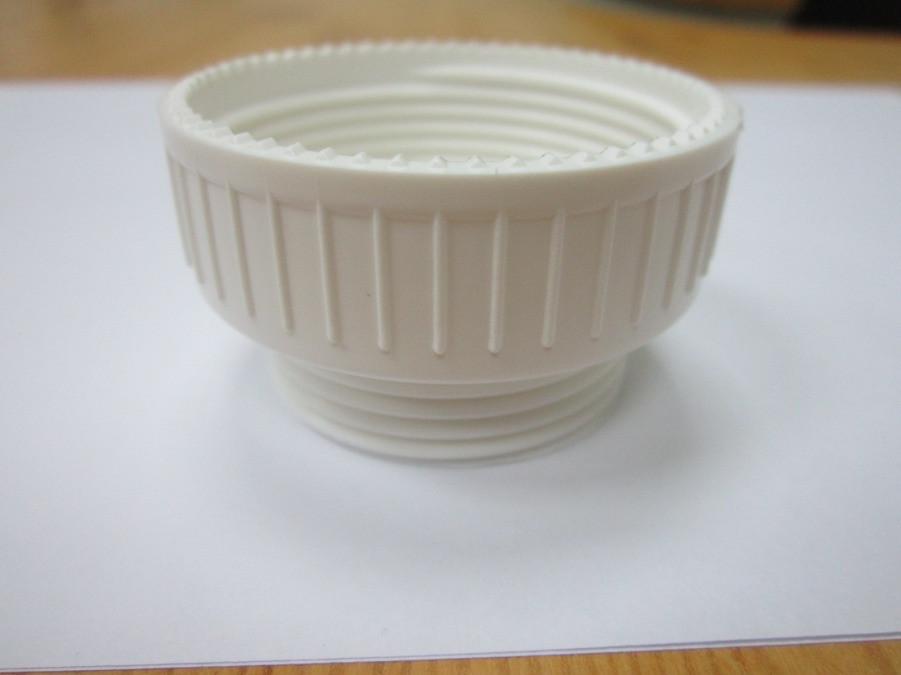 Переходник (редукция) на сифон с диаметра 32 мм на диаметр 40 мм Италия