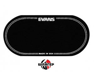 EVANS EQPB2 Наклейка на пластик бас-барабана