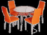 Стеклянный стол Signal FINEZJA A