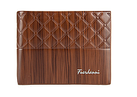Мужской кошелек BAELLERRY Fuerdanni Style Мужской кожаный кошелек Short Коричневый (SUN0239)