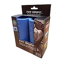 Расширители для грифа Fat Gripz Original диаметром 5.7 см (Оригинал США, 2 шт)