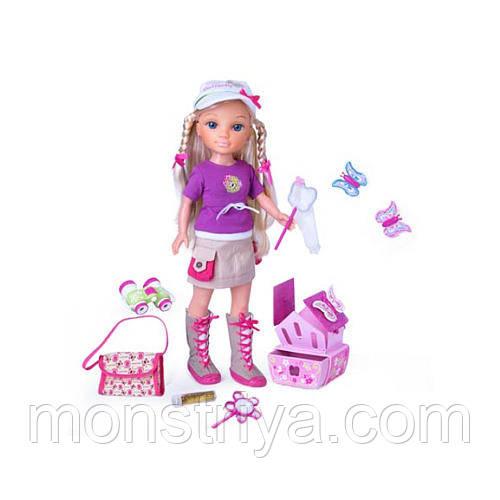 """Кукла Ненси Нэнси Nancy Famosa """"Поймай бабочку"""""""