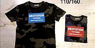 Для мальчиков футболка 110/160 см