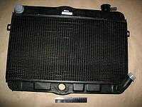 Радиатор охлаждения ВАЗ 2121 (2-х рядный) (г.Оренбург). 2121.1301.1000-02