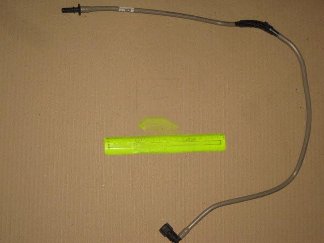 Трубка паливна ГАЗ 3302, 2217 зливна до баку (покупн. ГАЗ). 3221-1104152-31