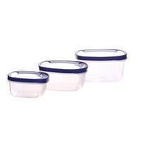 Набор емкостей для хранения продуктов 6 предметов Helfer 45-169-008