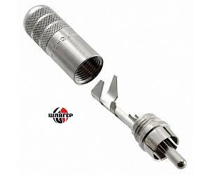 SWITCHCRAFT 3502A PKG Разъем RCA кабельный штыревой