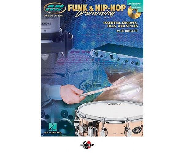 HAL-LEONARD FUNK & HIP-HOP Ноты для ударных