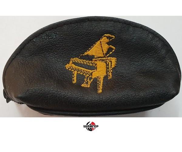 ALBERTS GIFTS 46501 Leather Keychain Сувенир сумочка для ключей