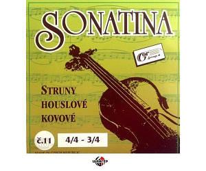 GORSTRINGS SONATINA Струни для скрипки 3/4-4/4