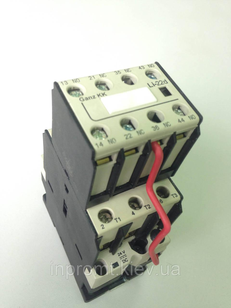 Контактор (магнитный пускатель) DIL-K/G/18-21