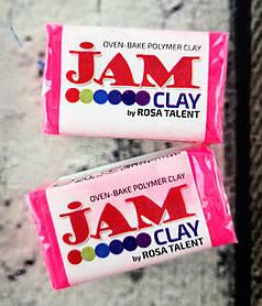 """Пластика """"Jam Clay"""" 20 г. Розовая яркая 18502 РОСА Украина"""