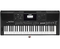 YAMAHA PSR E463 Синтезатор с автоакомпонементом 61 дин. клавиша