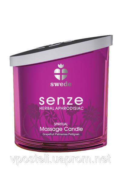 """Свеча для массажа с ароматом """"Spiritual"""""""