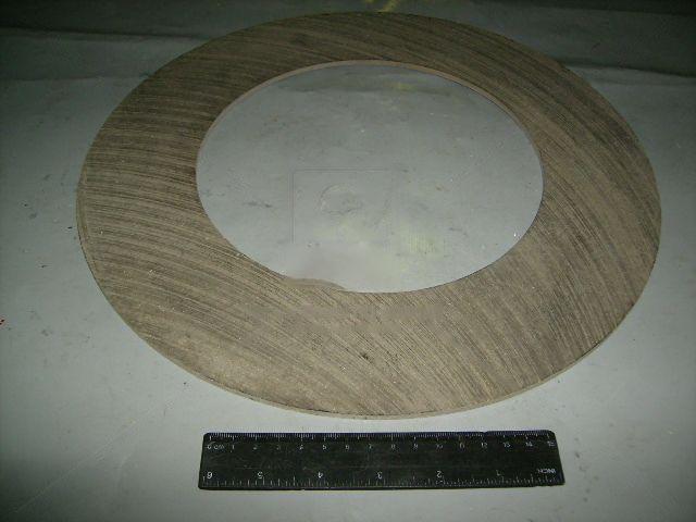 Накладка диска сцепления СМД 18, А-41 (Трибо). СМД1-2111А