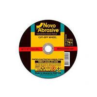 Круг отрезной по металлу Novo Abrazive 125*1,2*22,23