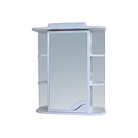 Шкаф для ванной комнаты 60-03 Зеркальный + Свет