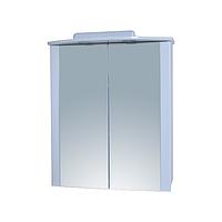 Шкаф для ванной комнаты 60-05 Зеркальный + Свет