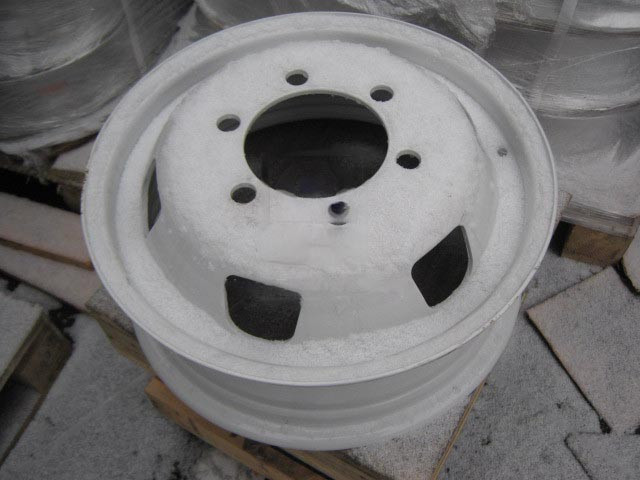 Диск колесный 16Н2х5,5J ГАЗ 3302 (квадр. отв.) (КрКЗ). 3302-3101015-02