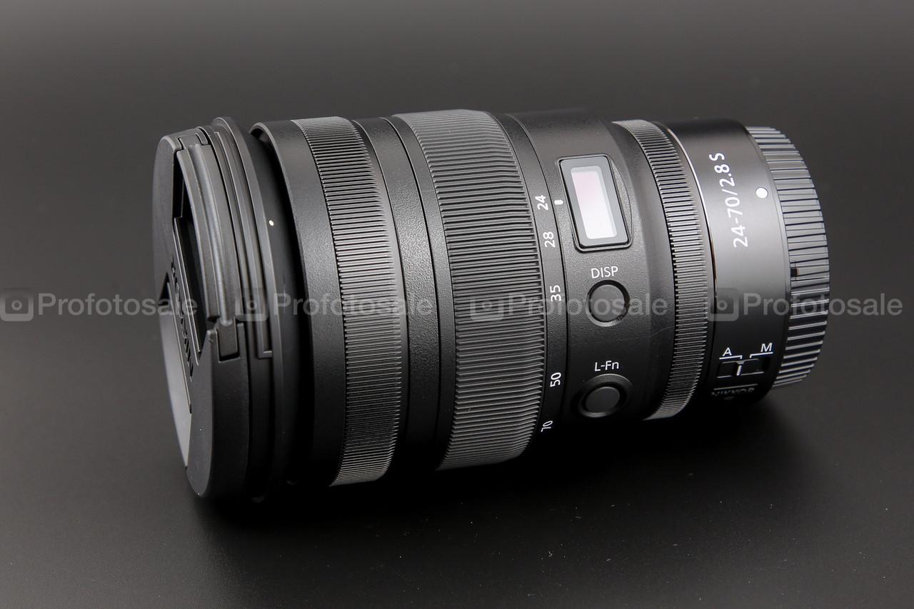 Nikkor Z 24-70mm f/2,8 S G IF ED