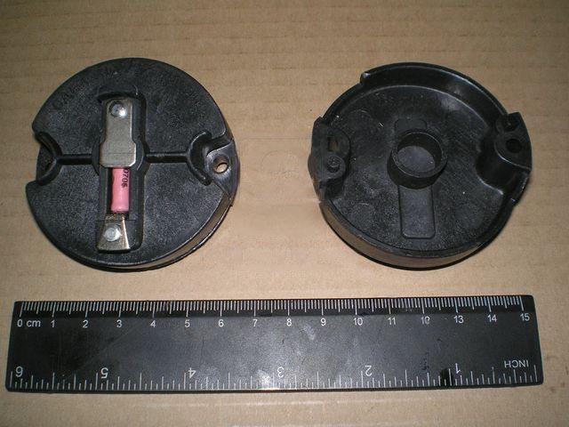 Бігунок безконтактний ВАЗ 2101-2107 з резистором (СОАТЕ). 038.3706.020