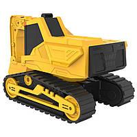 Спецтехника Funrise CAT Мощные машины Бульдозер со светом и звуком 30 см (82268)