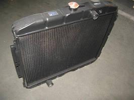 Радиатор охлаждения ГАЗ 3307 (3-х рядный) г. (Бишкек). 142.1301010-03