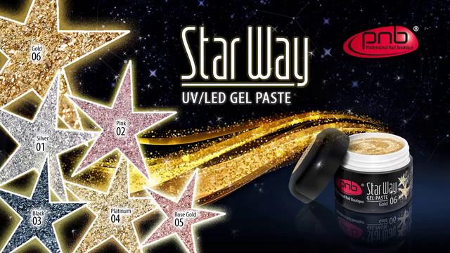 Гель-пасты PNB Star Way