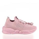 Кросівки жіночі Loris Bottega WG-J02 PINK 2020, фото 3