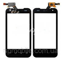 Touch screen Nokia N820 чёрный