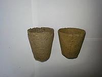 Торфяные горшочки, стаканчики 80*80 мм.(от 540 шт)